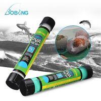 5m Carp Fishing Bait Pva Mesh Stocking Tube Plus Plunger Refill Funnel  !!