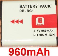 Batterie 960mAh type NP-BG1 NP-FG1 Pour Sony Cyber-shot DSC-W120