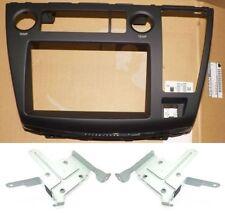 Genuine Elgrand E51 DOPPIO DIN Fascia Surround GPS TV DVD STEREO Kit per Nissan