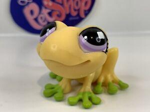 FROG #929 - Authentic Littlest Pet Shop - Hasbro LPS