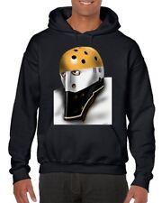 Pittsburgh Penguins Goalie Mask Michel Dion Hockey Hoodie
