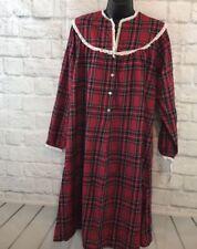 8dd93074cd Flannel Lanz of Salzburg Sleepwear   Robes for Women