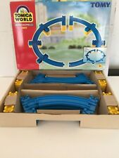 VINTAGE TOMY -TOMICA WORLD ROAD AND RAIL SPARE TACK SYSTEM - TOMY 7497- X 20PCS