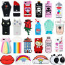3D Cartoon Soft Silicone Case Cover Back Skin For iPhone 5 5s SE 6 6s 7 7 Plus