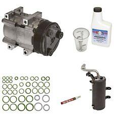 A/C Compressor & Component Kit SANTECH fits 99-03 Ford F-350 Super Duty 7.3L-V8
