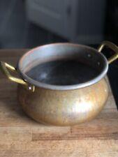 New listing ruffoni copper pot