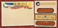 Australian Post Office Telegram Greetings Stationery (3 items)