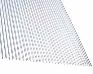 Be Cool Solutions Polycarbonate Panel - Twin Layer 4mm Sheet - Cold-Flexible ...