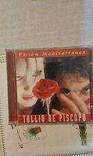 DE PISCOPO TULLIO - PASION MEDITERRANEA   CD