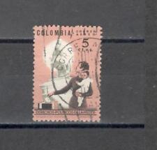 COLOMBIA 1963 - DIRITTI POLITICI N. 430 - MAZZETTA DI 15 - VEDI FOTO