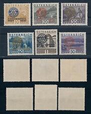 [55012] Austria Osterreich 1931 Rotary Congres MNH Original Gum