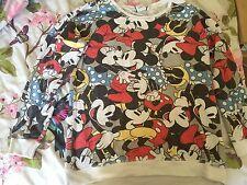 Women's Asos Disney Jumper Size 8