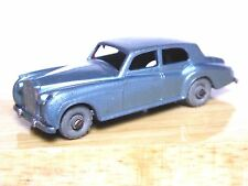 Matchbox Lesney No.44a Rolls-Royce Silver Cloud (ruedas de metal, ejes prensado)