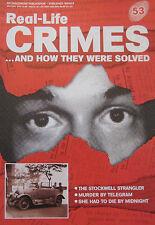 Real-Life Crimes Issue 53 - Kenneth Erskine the Stockwell Strangler