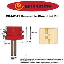 Router Bit  47.6 MM REV GLUE JOINT BIT RB-RGJ47-12