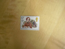 MNH 1980 stamp 12p Charlotte Bronte Author of book Jane Eyre Authoresses GB UK