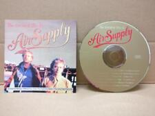 Air Supply On Cover Only 1995 Mega Rare Singapore CD FCS8866