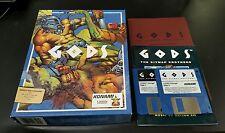 Amiga Konami Gods Big Box PC Game