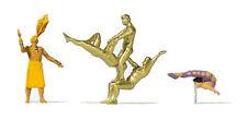Preiser 20266 H0 Figuren 1:87 Zirkusartisten NEU in OVP
