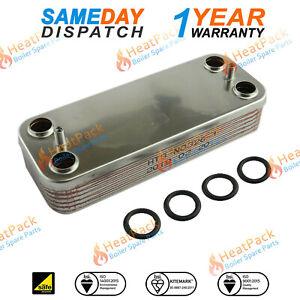 Vokera Procombi 85HE, CT25 Domestic Hot Water Plate Heat Exchanger w/ Seals 8036