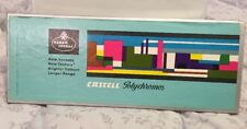 Vintage 36 Faber Castell Polychromos Stick Colored Pastels Box #9283 Germany