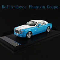New 1:64 Scale Rolls-Royce Phantom Coupe Car Model Gift Collections New in Box