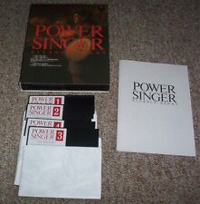 PC-98: Power Stinger Ellance Saga 1 -