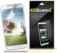 10X EZguardz Clear Screen Protector Shield 10X For Samsung Galaxy S4 SIV i9500