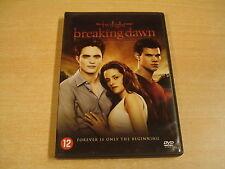 DVD / THE TWILIGHT SAGA - BREAKING DAWN - PART 1