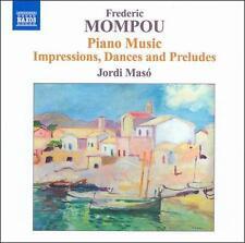 Mompou: Piano Music Vol. 6, New Music