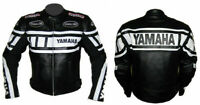 yamaha new style motorbike leather jacket