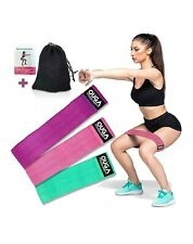 Ouga Outdoor Galantic Resistance Bands Exercise Workout Elastic Bands Set Kit