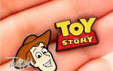 Disney toy story woody couple metal earring ear stud earrings 2PCS anime Studs n