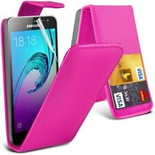 Leather Wallet Flip Stand Case Cover for Samsung Galaxy Grand Prime G530F Pink
