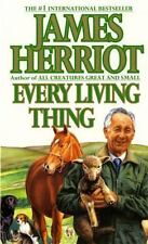 Every Living Thing by veterinarian James Herriot a paperback book FREE SHIPPING