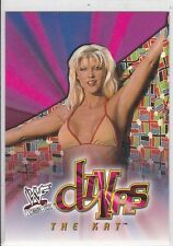 2001 WWE WWF THE KAT SEXY WRESTLING CARD BORN IN MEMPHIS TENNESSEE