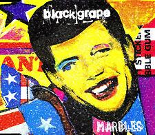 BLACK GRAPE - MARBLES - 6 TRACK MUSIC CD - BRAND NEW - G137