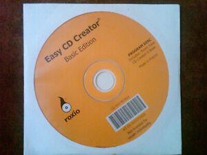 ROXIO Easy CD Creator - Basic Edition 6