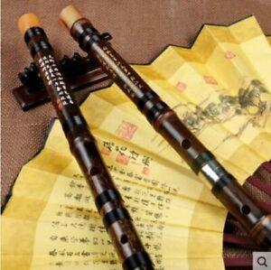 Quality Chinese Bamboo Flute/dizi + flute glue+ dimo+flute bag F key Beginner