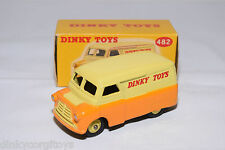 P DINKY TOYS 482 BEDFORD 10CWT VAN DINKY TOYS MINT BOXED RARE SELTEN