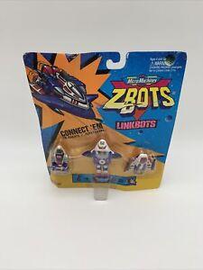 Micro Machines Zbots Linkbots FLYB-YN-YTE Flybynyte New Read Description