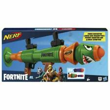 NERF Fortnite RL Blaster Toy - Includes 2 Official Nerf Fortnite Rockets