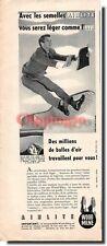 Publicité Advertising 1959 - Semelles AIRLITE-  (Advertising paper)