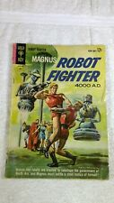Gold Key MAGNUS ROBOT FIGHTER #2 May, 1963