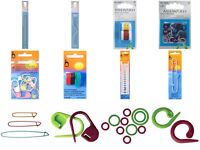 Knitting Crochet Accessories - Row Counters Cable Pins Stitch Holders/Markers