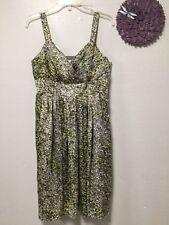 5056591e621 Ladies dress size 12 gray yellow adjustable shoulder straps Cato 160