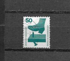 3316 - Bund - Rollenmarken  Mi-Nr.  700     grüne Nummern        gestempelt