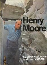 HENRY MOORE Photographed And Edited By John Hedgecoe SCULPTURE Modernism 1ST ED