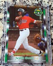 JAYLIN DAVIS 2016 SP Top Prospect Rookie Card RC San Francisco Giants HOT 35 HRs