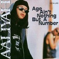 Aaliyah - Age Ain't Nothing But A Number (NEW CD)